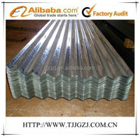 galvanized sheets metal roofing