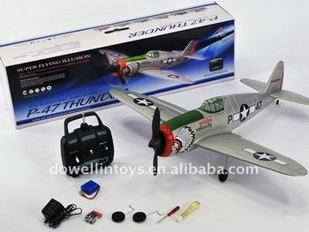 2011 Hot sales radio controlled airplane