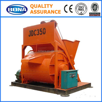 Top 10 In China JDC 350 Concrete Mixer With 17.5m3/h