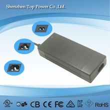 UL CE DOE VI approved 120W ac / dc power adapter 12V 10A 12V 18V 24V 30V DC 2A 3A 4A 5A 6A