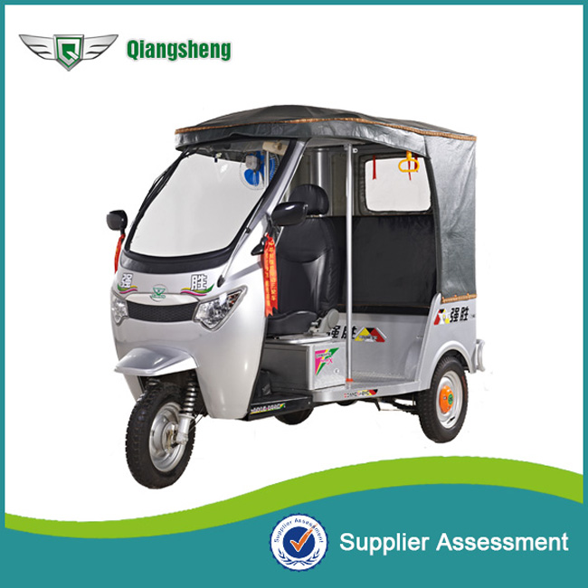 ICAT APPROVED Passengers Electric Battery E Rickshaw