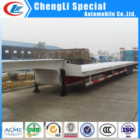 CLW 4 Axles Lowbed Trailers 45tons