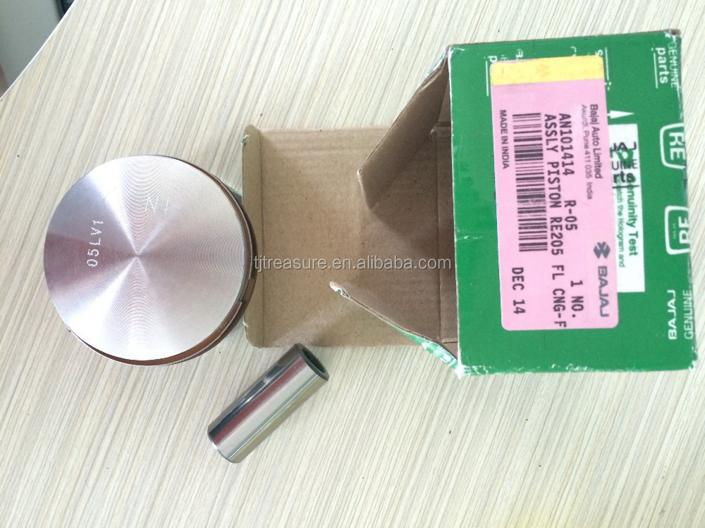 Aluminium casting piston copy india motorcycle