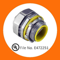 liquid tight conduit straight conector for