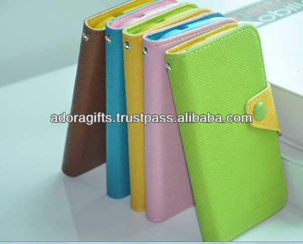 ADALMC - 0044 best cell phone cover wholesale / new style soft leather cell phone covers / funky mobile phone case