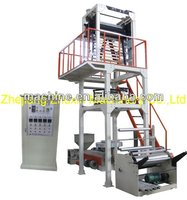 SJ-A65 HD/LDPE Plastic Bag film making machine