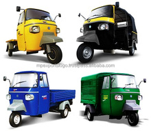 ape PIAGGIO Tuk Tuk Three wheeler spares sellers