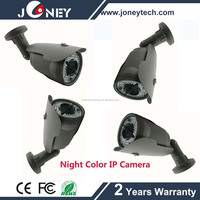 "1/1.8"" new CMOS sensor Starlight low lux day night color IP camera POE optional"