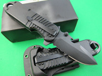 OEM 7Cr17Mov stainless steel tactical military knife