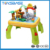 New design educational stable table big nano ABS plastic building blocks toys