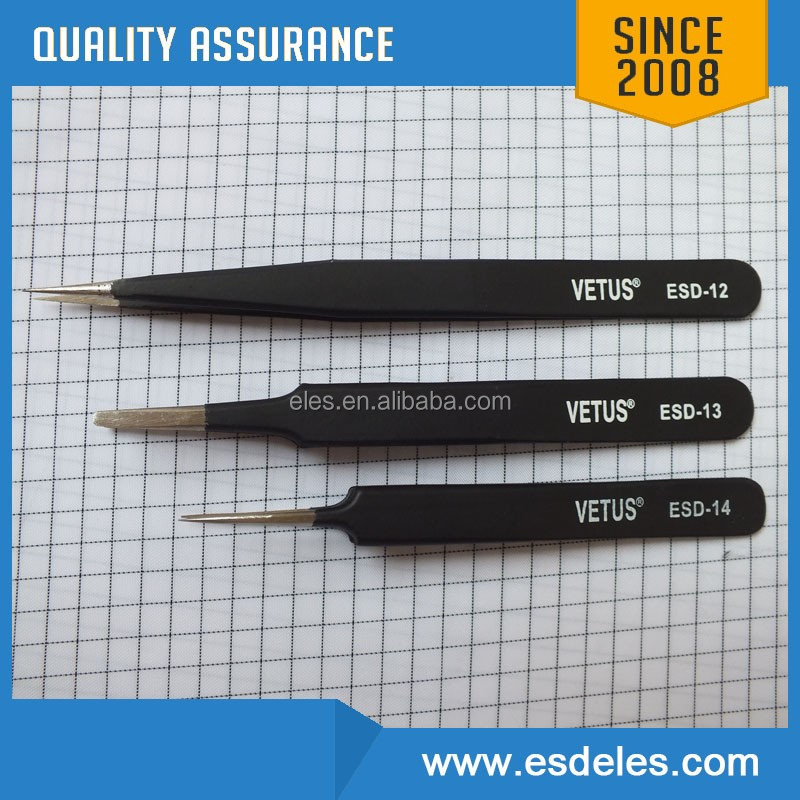 ST-10 stainless steel tweezer