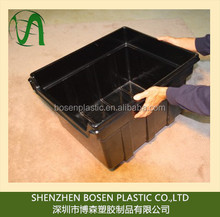 Deep draw plastic vacuum formed tray / vacuum formed container