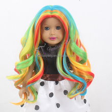 18 inch doll wig for american girl doll wigs for sale cheap