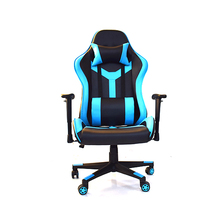 Johoo New Designer Computer Racing Style Office Chair High back leather adjustable Gaming Chair