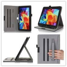 New Cover Case With Pocket Popular Wholesale Tablet Case For Samsung Tab 4