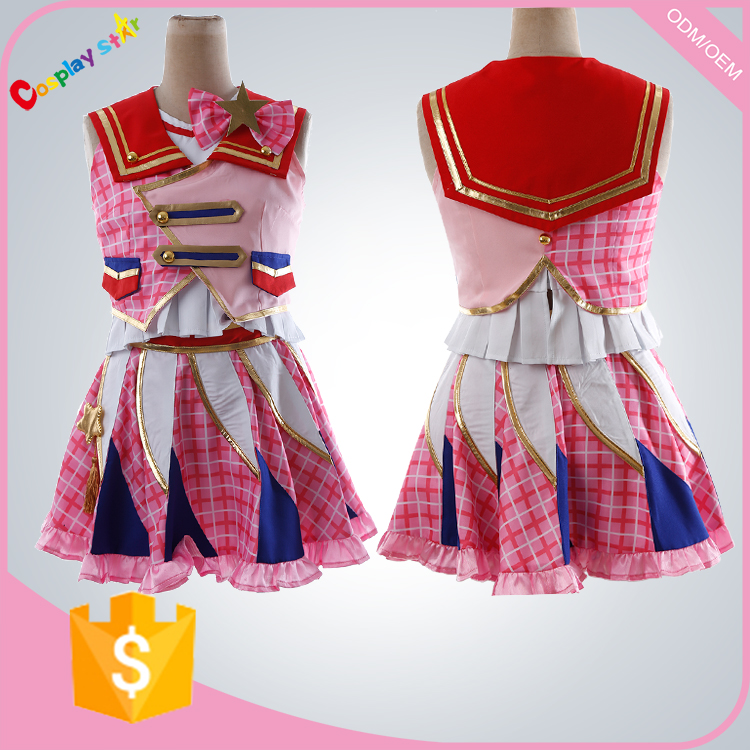 The summer of love evil idol Edward Pork Chop cosplay costumes