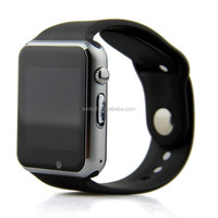 pedometer 1.54 Capacitive Touch Screen TFT LCD paypal accept smart watch fit for Smartphones IOS Android