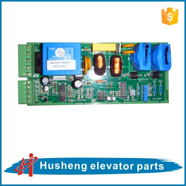 thyssen elevator brake power board G-141D(MB2.2)