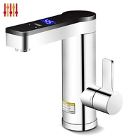 Accessories bathroom electric hot water taps,bathroom faucet accessories,TDR-30ZX