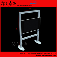 1.2x2m Standard China Aluminum Tube Led Billboard Price For TV
