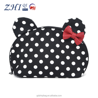 In 2016 the most lovely Mickey Mouse cosmetic bag