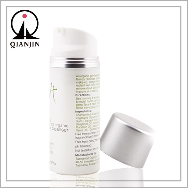 PP Plastic Cosmetic Airless Bottles And Packaging