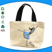 bags handbag cotton tote shopping bag with custom logo