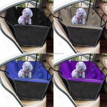 hammock pet Safety seat cover dog car mat