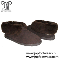 sheep wool warm indoor winter woman boot