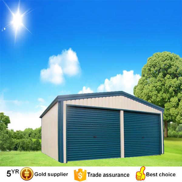 Garaje port til garaje carpas y techo de metal garaje for Garaje portatil
