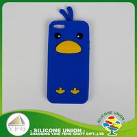 Excellent custom logo silicone waterproof cell phone case