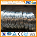 High quality best price galvanized iron wire/galvanized steel wire (china supplier)