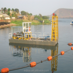 Centrifugal submersible sand pump dredger equipment
