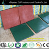 Golden supplier indoor SBR rubber mat