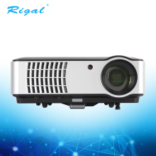 Full HD Android wifi digital 3D LED home cinema projector support 720P/1080P