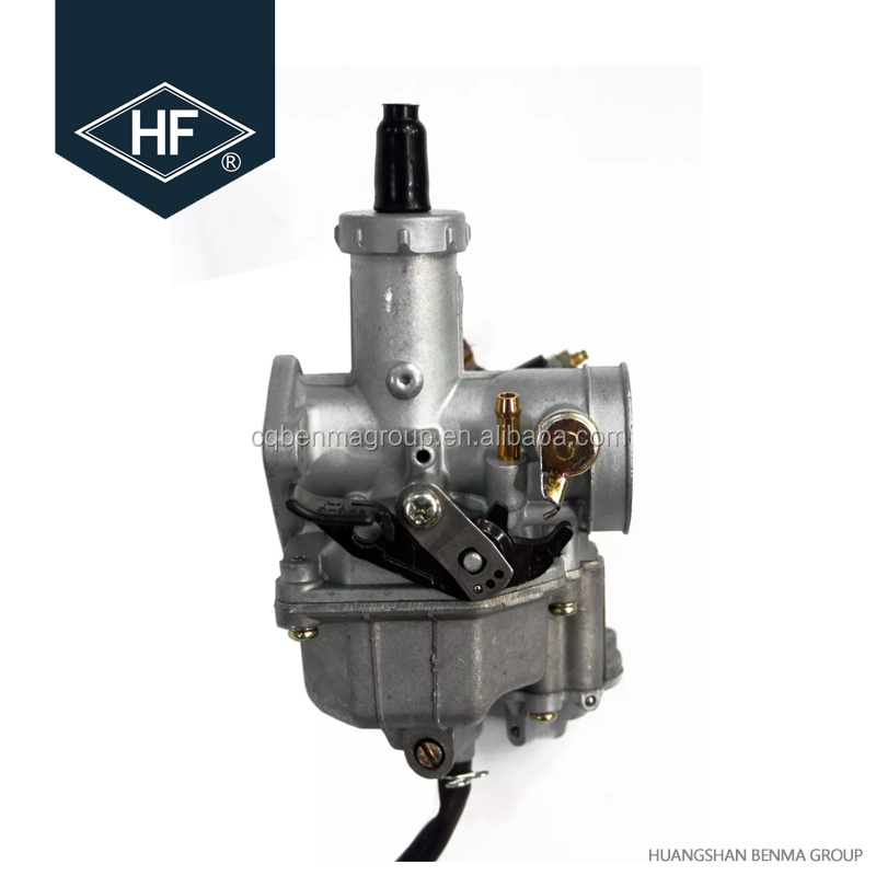 Factory Supply Motorcycle Carburetor Carburador for Cg125 Titan 2000 Con Bomba