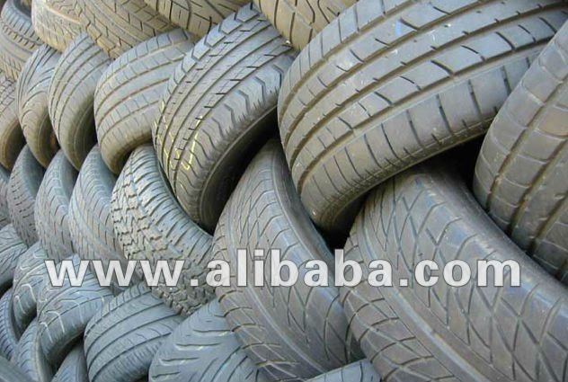 Used tyres Branded