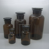 10ML 30ML 50ML 100ML Glass Reagent Bottle laboratory bottle