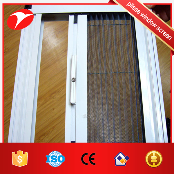 New-type Security Sliding Pissing Window Screen