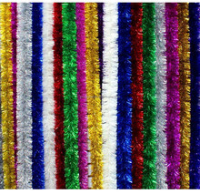 Wholesale Decoration Christmas Tinsel Garland