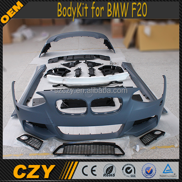 PP Auto Tuning Part Bodykit F20 Body kit for BMW F20 M Tech