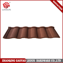 Roman Type Aluminum Zinc Steel Roof Tiles,Stone coated metal roof
