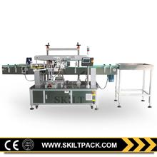 China Supply Automatic Sticker Bottle Double Two Sides Labeling Machine