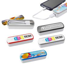 Manufacturing Business Ideas 2 in 1 Power Bank With Usb Flash Drive For Promotion