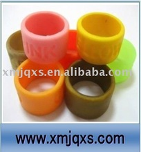 Factory price silicone finger band/Finger band silicone
