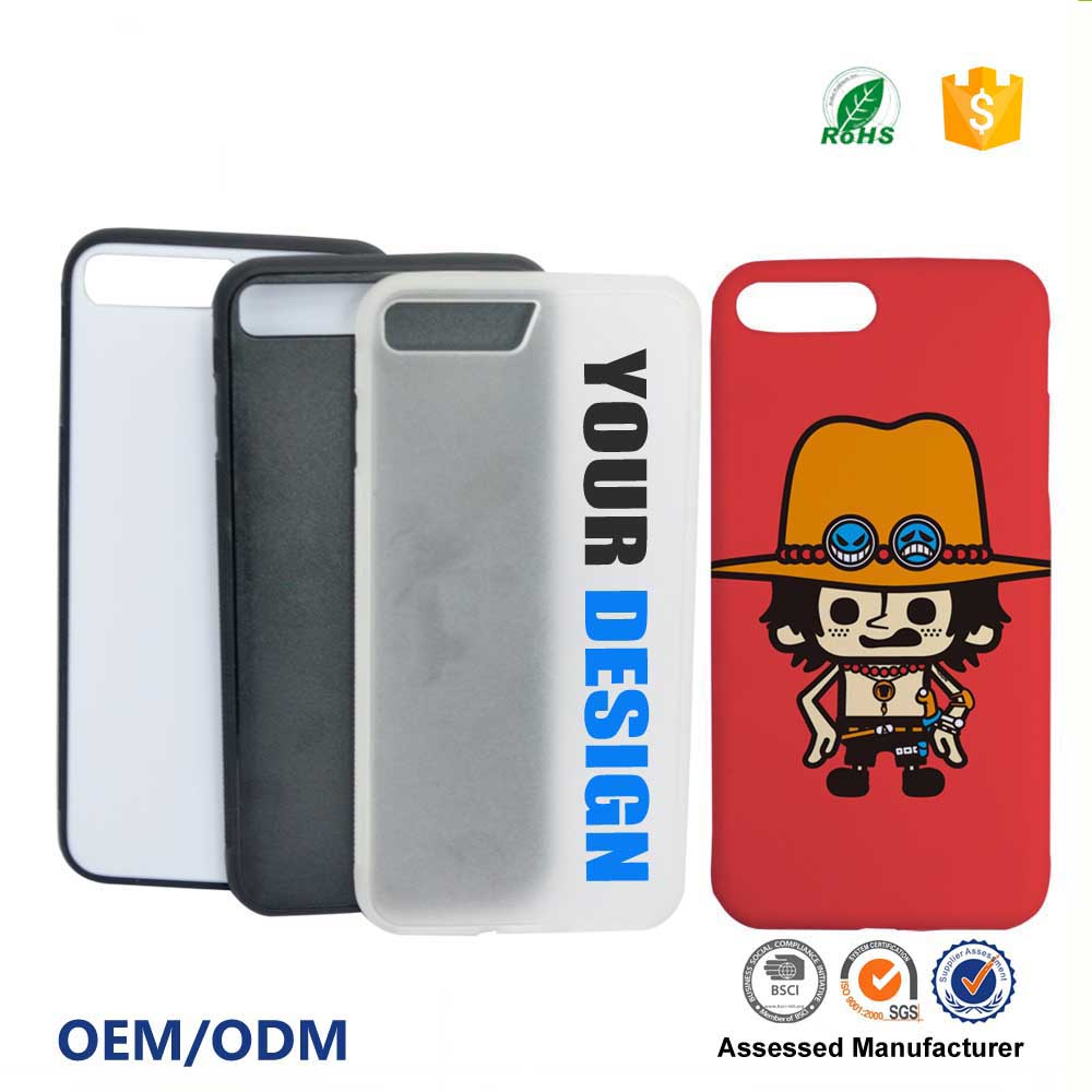 Hard plastic printed customize mobile phone cover, for iPhone 7 Custom Printed Phone Case with full color Printing OEM/ODM