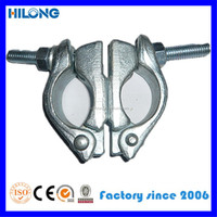 scaffolding fastener forged steel scaffold clip for tube