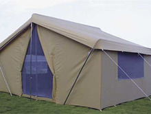 Professional tent fabric