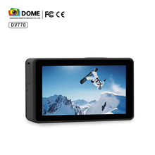 2017 new WiFi Action DVR 4K 30FPS 2.45 inch Sport DV Touch Screen Remote controll Action Camera