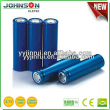 18650 Lithium Rechargeable battery 3.7v 2200mah parallel li ion 18650 battery